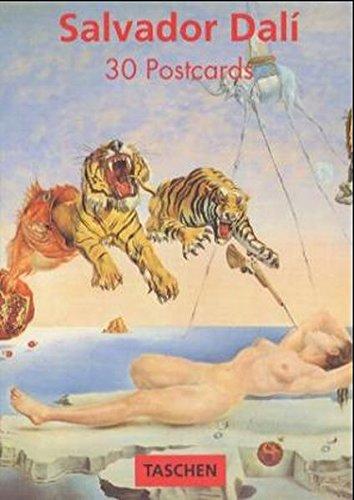 PostcardBook, Bd.5, Salvador Dali (PostcardBooks S.)