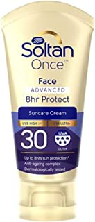 Soltan Once Face Moisturising Suncare Cream SPF30 50ml