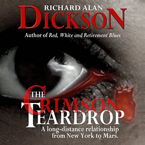 The Crimson Teardrop cover art