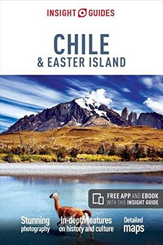 Chile & Easter Island (Insight Guides) [Idioma Inglés]