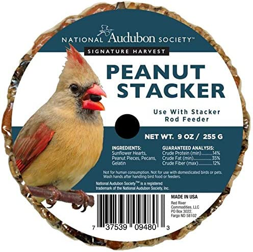 National Audubon Max Max 62% OFF 63% OFF Society 9-oz Bird Seed Harvest Signature
