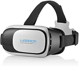 Óculos 3D Realidade Virtual Warrior, VR Glasses - JS080