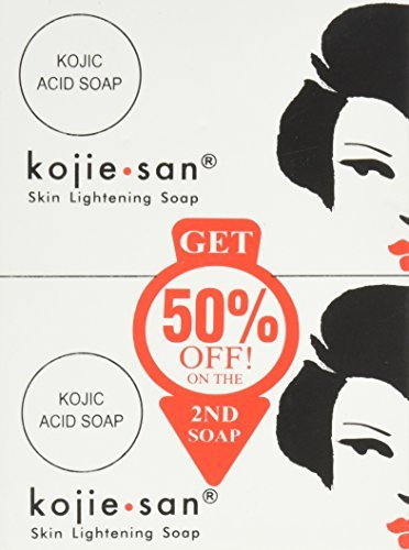 Kojie San Skin Lightening Soap 135g LARGE (6-Pack) by Kojie San