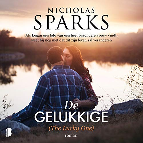 De gelukkige (The Lucky One) cover art