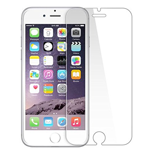 Tempered Glass for Apple iPhone 6/7/8 HD+ 0.33 mm Thin Screen Guard with 9H Hardness