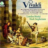 Mandolin, Violin & Flute Concertos