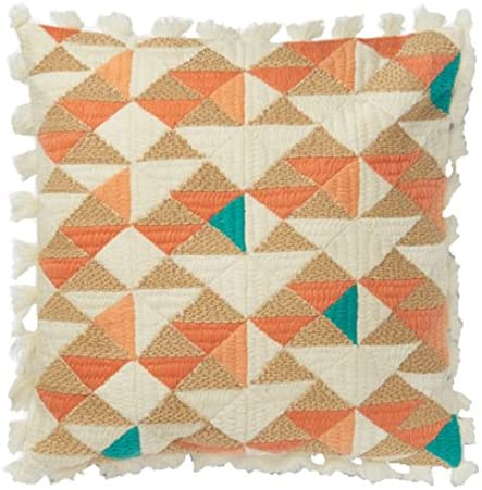 Loloi P0631 Pillow Cover with Popular overseas x Multi Down Fill 18