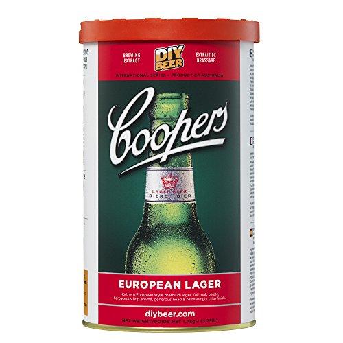 Malto Coopers 'European Lager' 1,7 kg