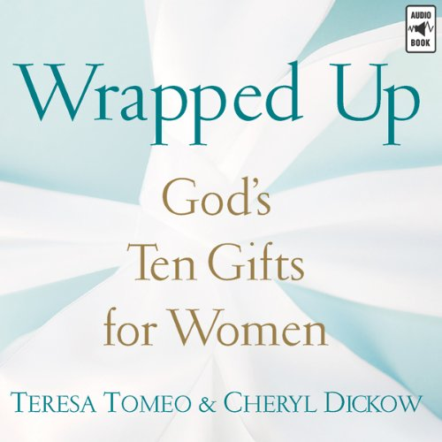 Wrapped Up audiobook cover art