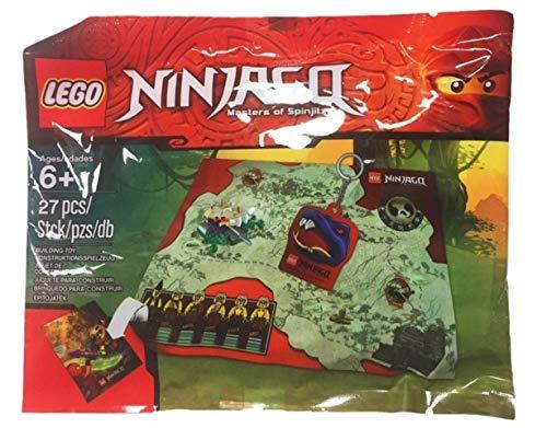 LEGO Ninjago Anacondrai 5002920 - Juego de accesorios