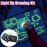 Putuio Leuchtender Zeichenunterricht für Kinder, Büro, Familie -