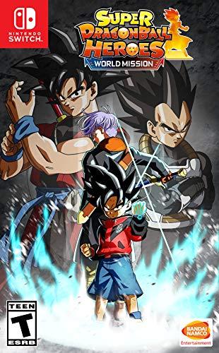 Super Dragon Ball Heroes: World Mission - Nintendo Switch Standard Edition
