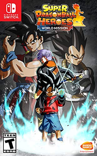 Super Dragon Ball Heroes: World Mission - Nintendo Switch Standard Edition