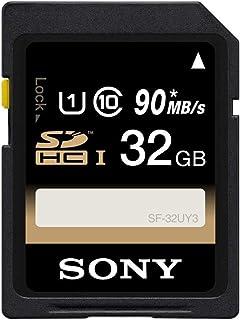 Sony Sf-32Uy2 - Flash Memory Card - 32 gb - Uhs Class 1/ Class10 - Sdhc