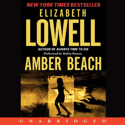 Amber Beach audiobook cover art
