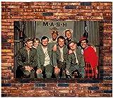 YYLPRQQ Mash Movie 1970 Seltene Mash Tv Kunst Poster Und