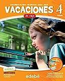 Vacaciones de viaje (cuaderno + carpeta retos + CD) - 9788468310015