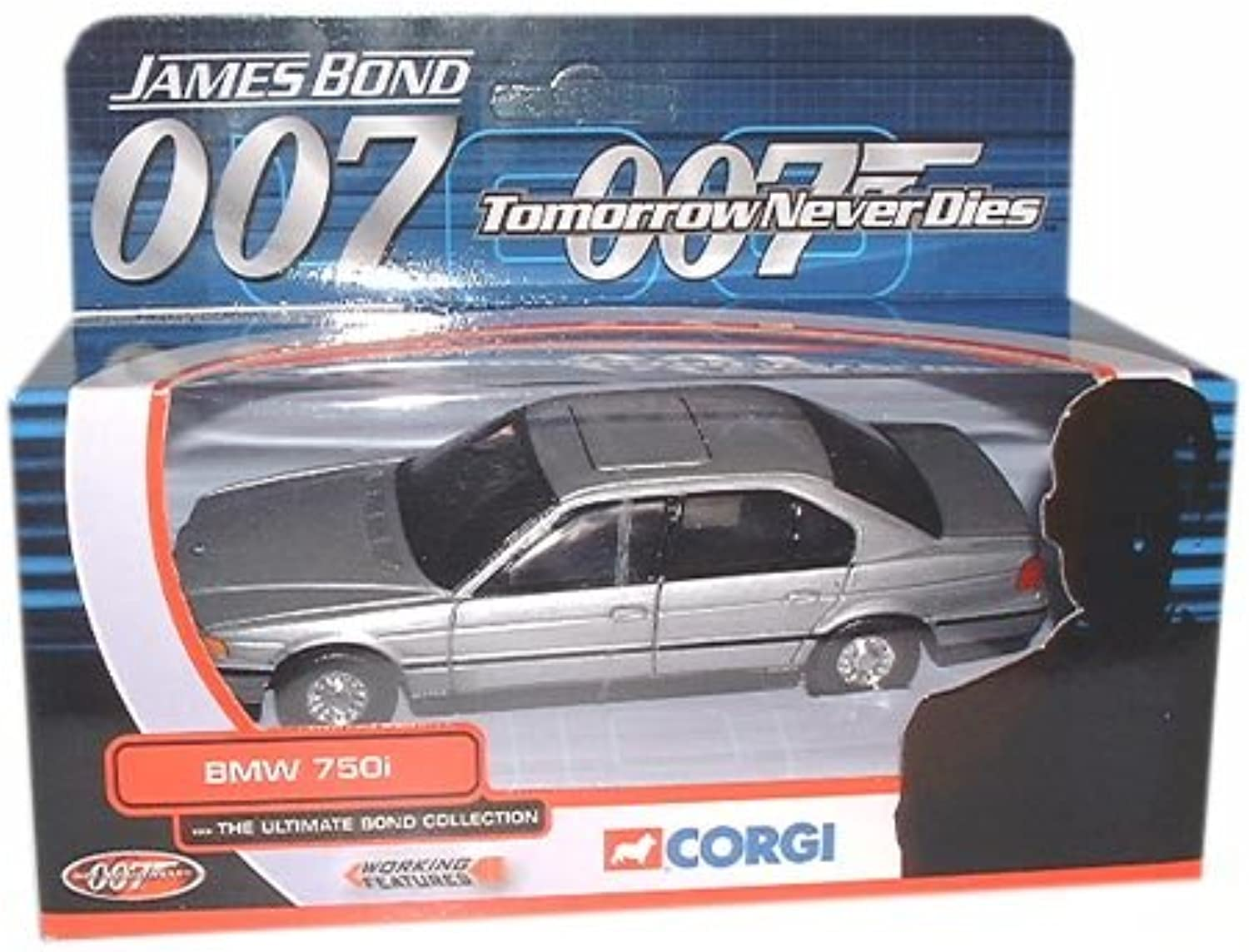 James Bond 007 The Ultimate Bond Collection  BMW 750i