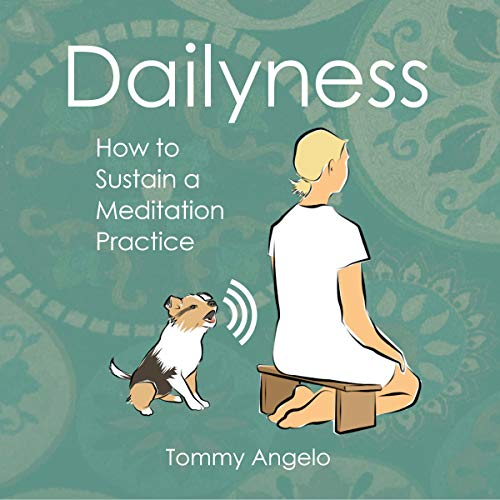 Dailyness Audiobook By Tommy Angelo cover art