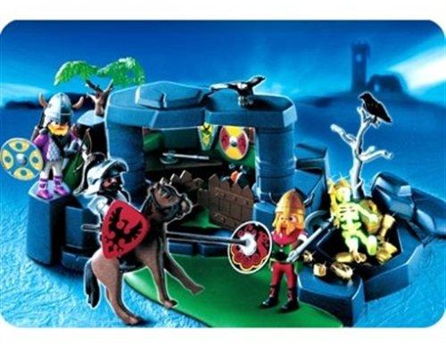 PLAYMOBIL® 3137 - SuperSet Wikinger - Ritterangriff