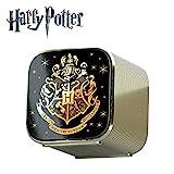 Caja de Audio portátil Bluetooth 4.0 (3 W) Hogwarts - Altavoz Wireless Original Harry Potter, Tribe SPB23700