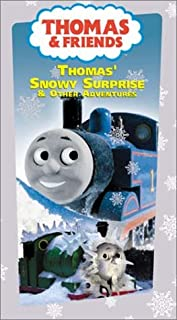 Thomas the Tank Engine and Friends - Snowy Surprise [VHS]