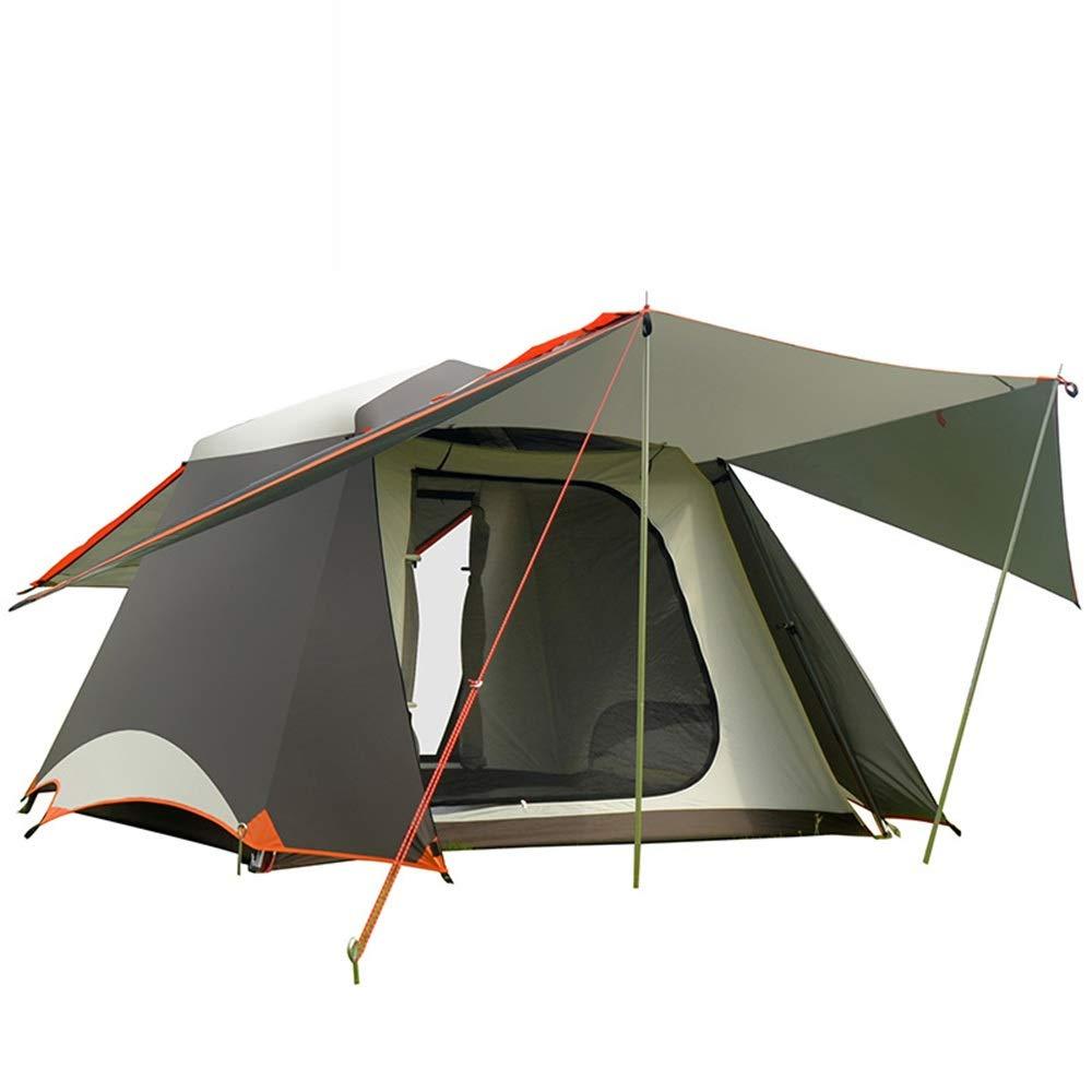 Tiendas de campaña Familia Camping Tienda automática Pesca al Aire Libre Pérgola Velocidad Ocio Sombrilla Tienda para Lluvia Tiendas de campaña: Amazon.es: Hogar