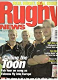 Rugby News Magazine (October 2001)