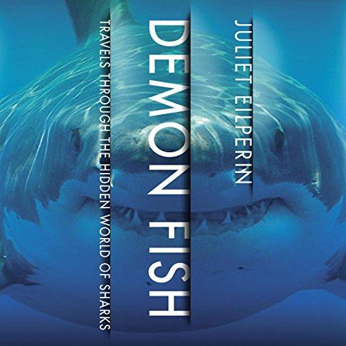 Demon Fish audiobook cover art