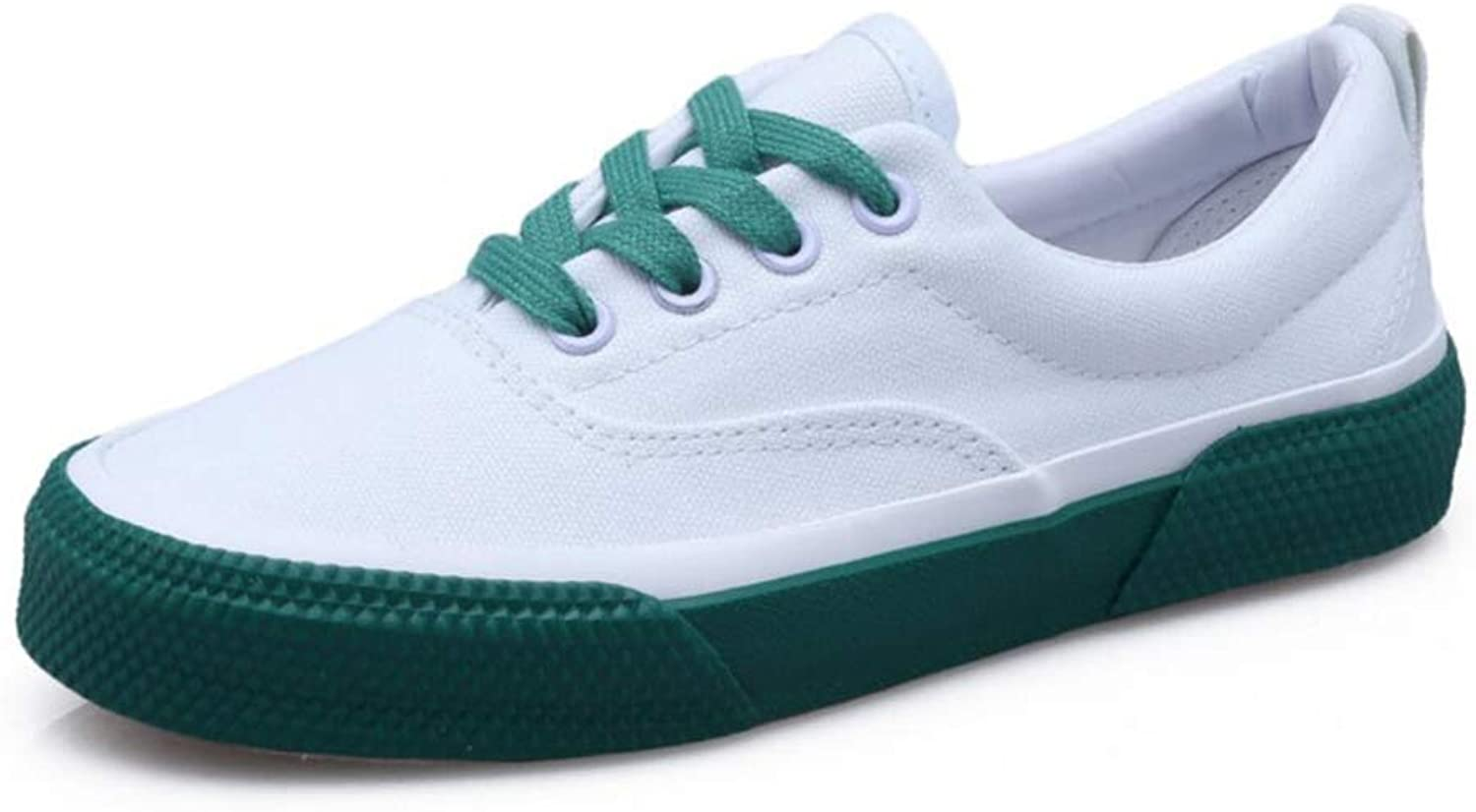 Women's Low Top Classic Casual Canvas Fashion shoes Trainers Sneakers