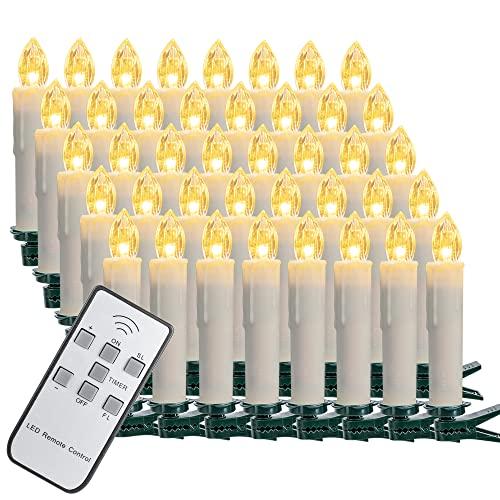 SZILBZ SZILBZ 40Stk Weihnachten LED Lichterkette Bild