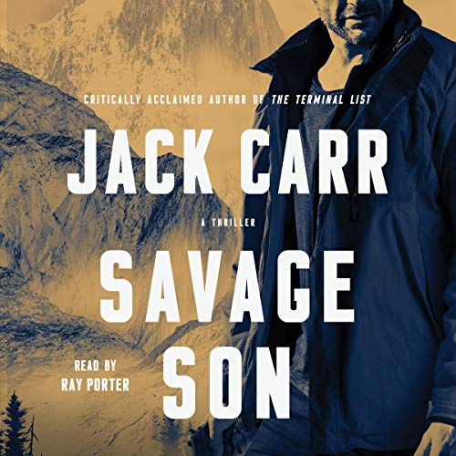 Couverture de Savage Son