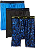 Hanes Ultimate Men's 3-Pack X-Temp Performance Boxer Briefs, Assorted, X-Large
