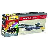 DataPrice Heller 56323 - Maqueta Avión Mirage III E/R/5. Escala 1/72