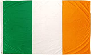 hxflag Ireland Flag 3x5 Foot Irish National Flag with Brass Grommets 3 X 5 Ft