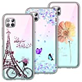 KOTPARX Cases for Huawei P40 Lite Silicone Case Clear