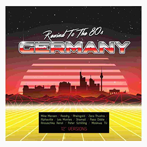 Rewind To The 80s-Germany