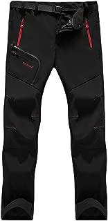 GITVIENAR Sportswear Men's Lightweight Breathable Quick Dry Windproof Hiking Mountain Cargo Pants Trousers Punch Pants