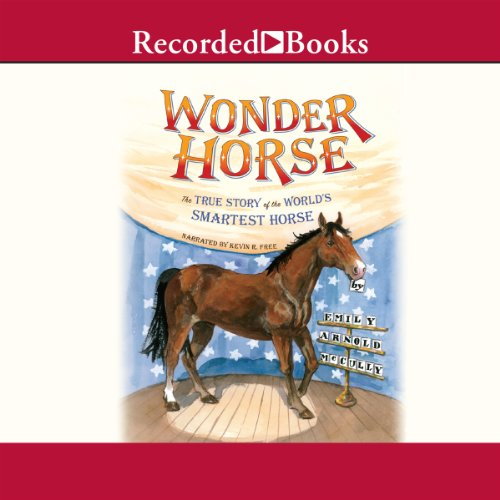 Wonder Horse  By  cover art