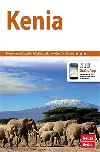 Nelles Guide Reiseführer Kenia (Nelles Guide / Deutsche Ausgabe)