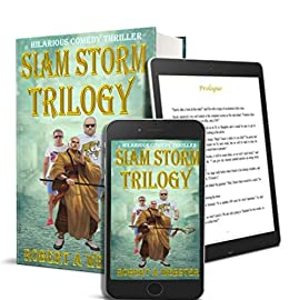 SIAM STORM - TRILOGY by [Robert A Webster, Kevin E Green]