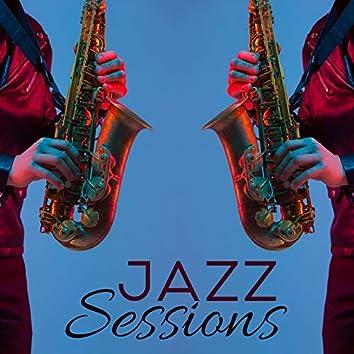 Jazz Sessions: 15 Best Smooth Instrumental Improvisations