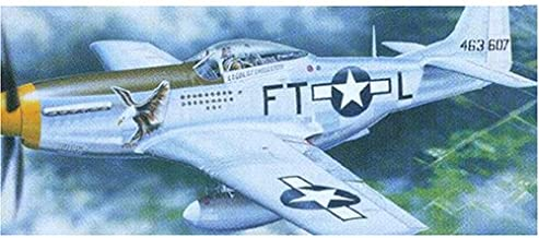 P-51D Mustang IV Fighter 1-24 Trumpeter