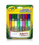 Crayola - 16 Mini Colle Glitter Lavabile 69-4200