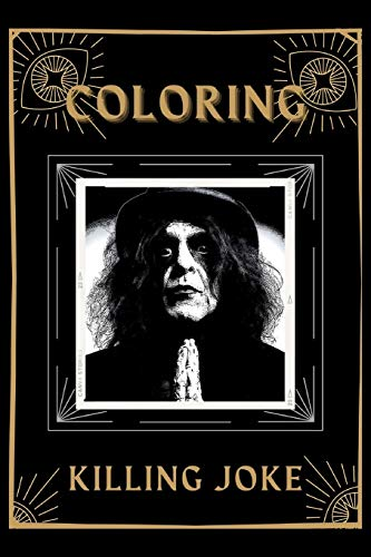 Coloring Killing Joke: An Adventure and Fantastic 2021 Coloring Book