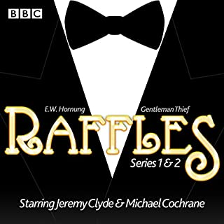 Raffles: Series 1 & 2 audiobook cover art