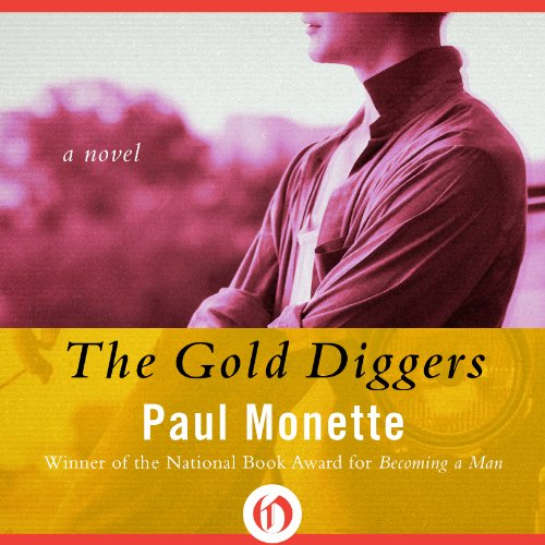 The Gold Diggers audiobook cover art