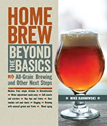 Couverture livre Home Brew Beyond The Basics