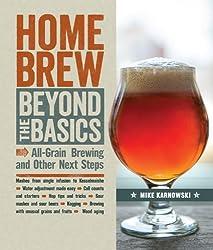 Couverture du livre Homebrew Beyond The Basics
