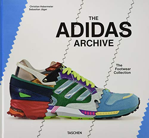 The adidas Archive. The Footwear Collection (EXTRA LARGE)